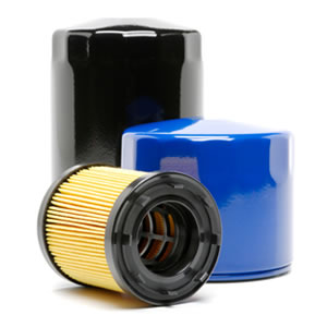 used oil filter pick up service info