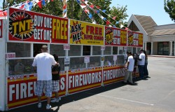 Celebrate July 4th Safely & Fireworks Information