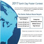 2017 Earth Day Poster Contest – Republic Services